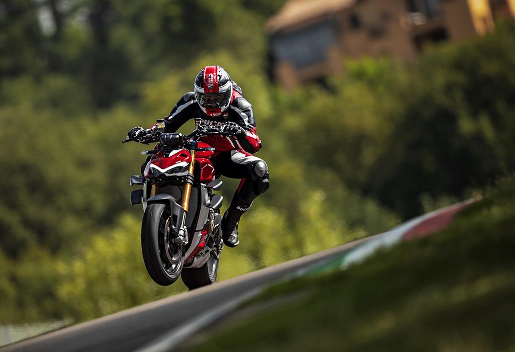 2020 Ducati V4 Streetfighter
