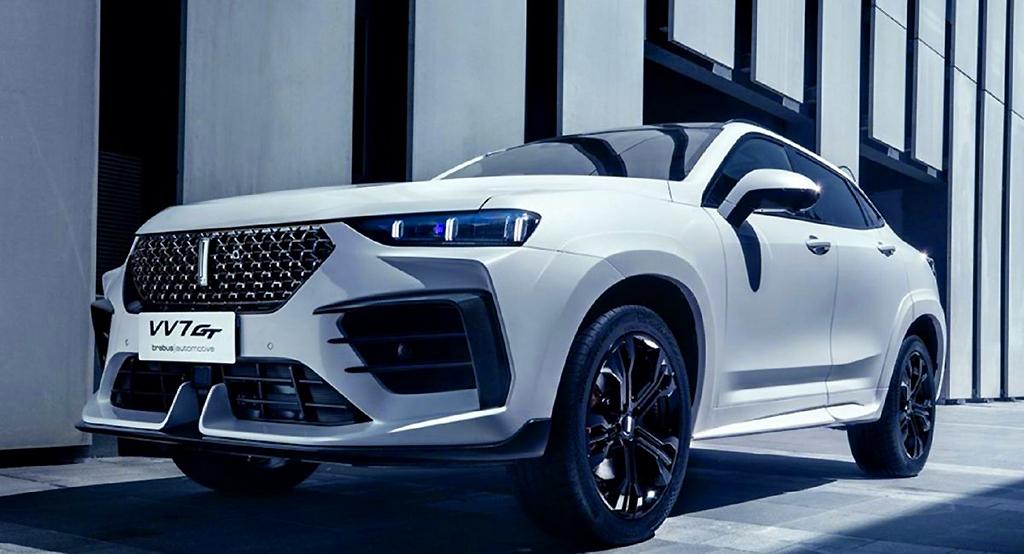 2020 Wey VV7 GT Brabus