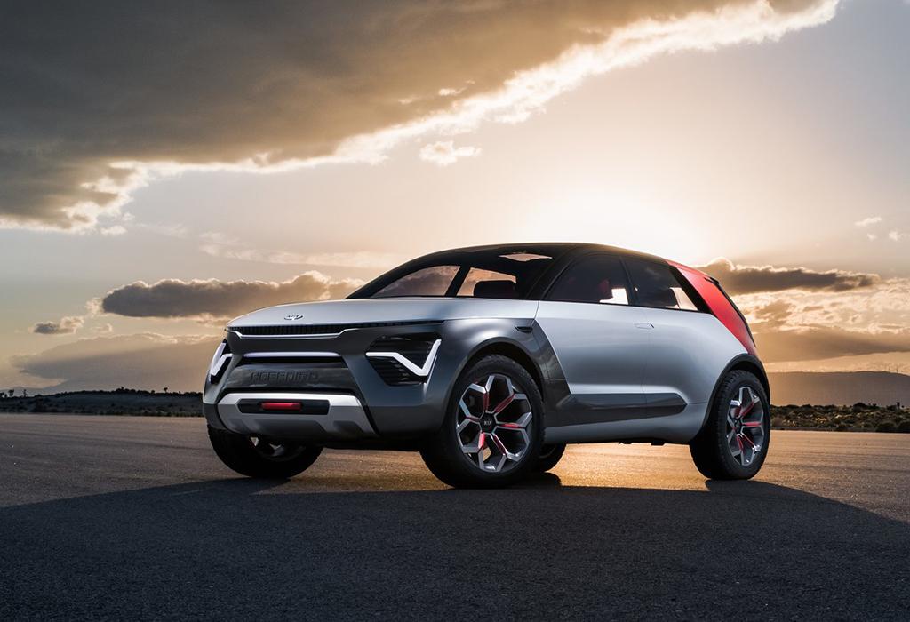 2019 Kia Habaniro Concept