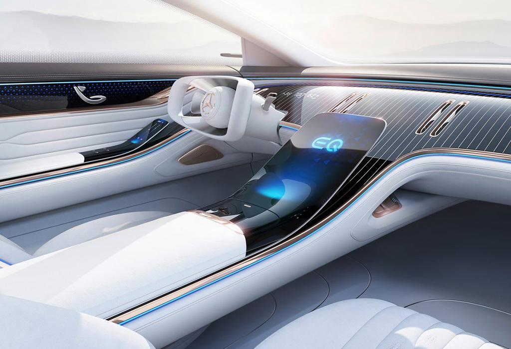 2019 Mercedes EQS Concept