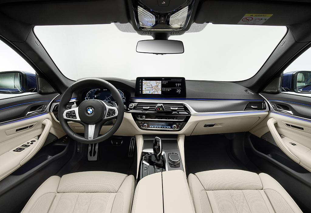 2020 BMW 5 Reeks Facelift