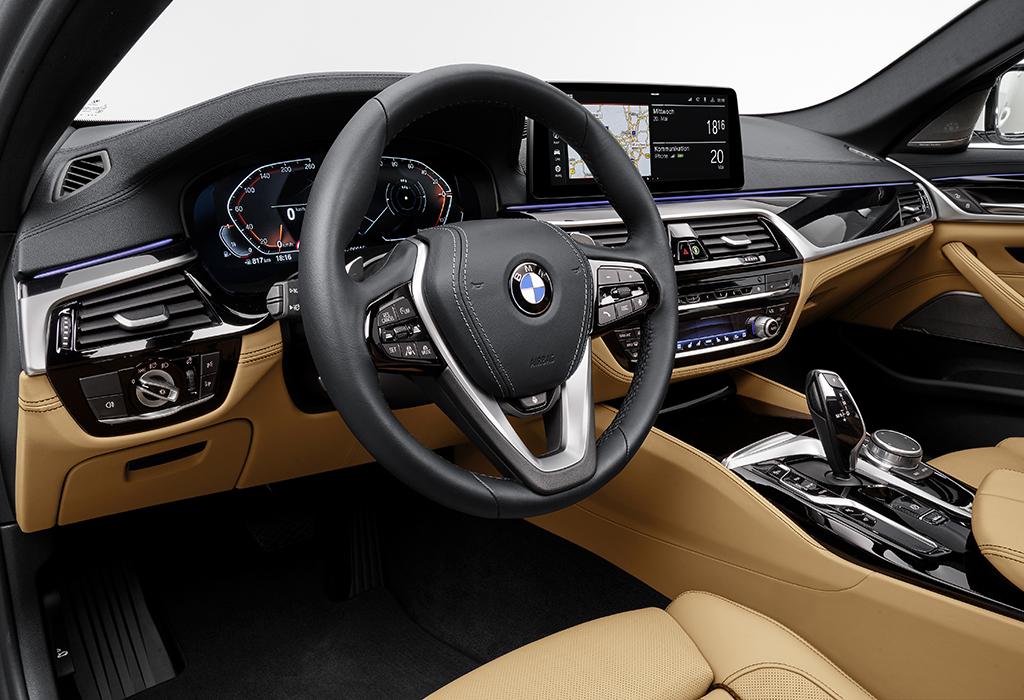 2020 Facelift BMW Série 5