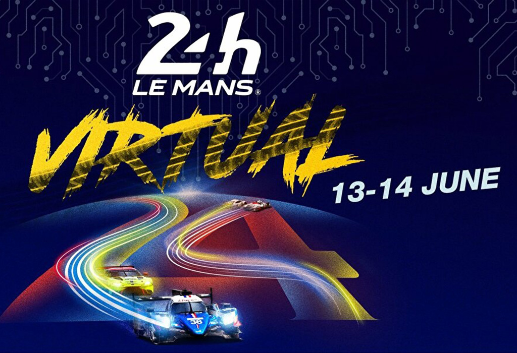 Virtual 24 Hours of Le Mans 2020