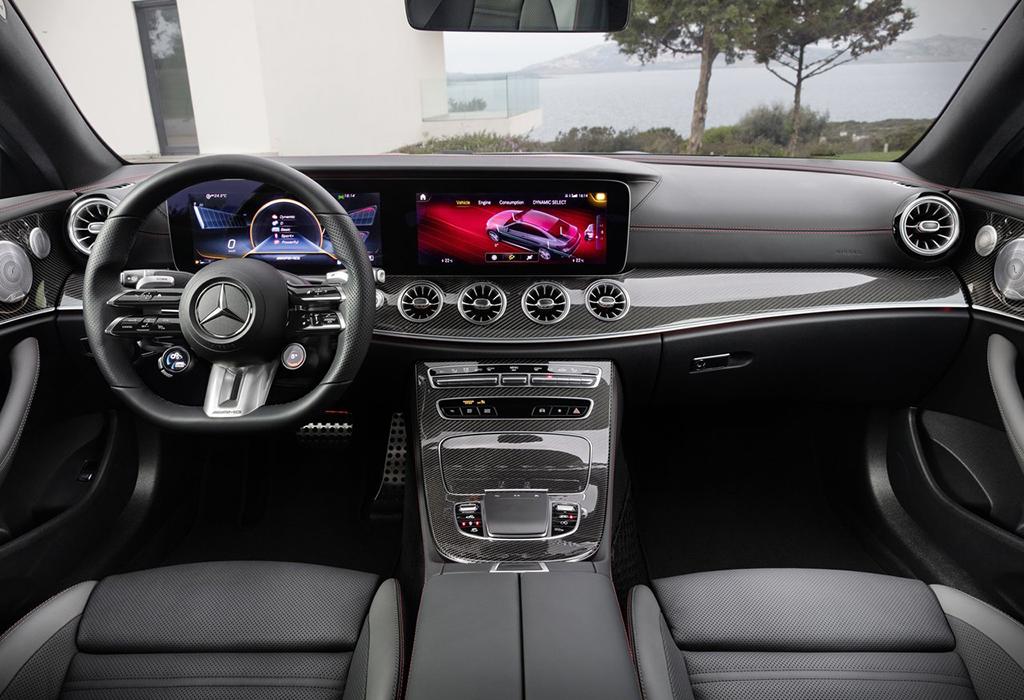 2020 Facelift Mercedes E Coupé