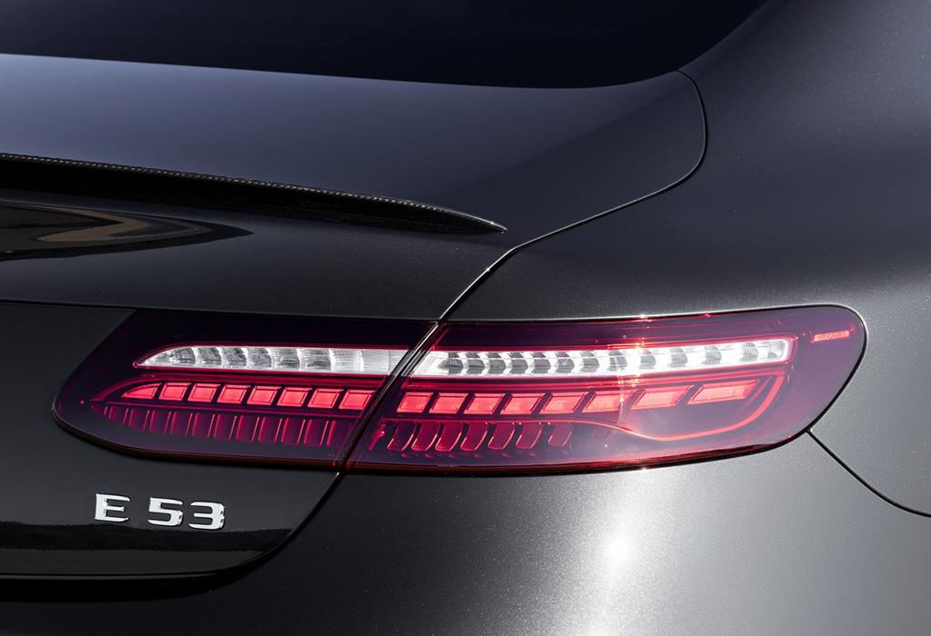 2020 Facelift Mercedes-AMG E 53 Coupé