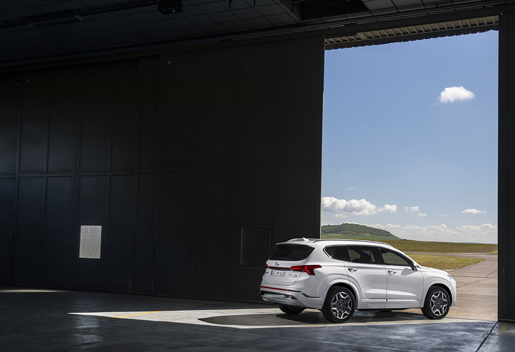 2020 Hyundai Sante Fe SUV