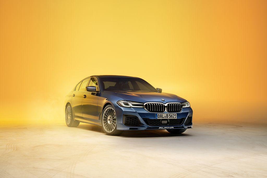 BMW Alpina B5 2020