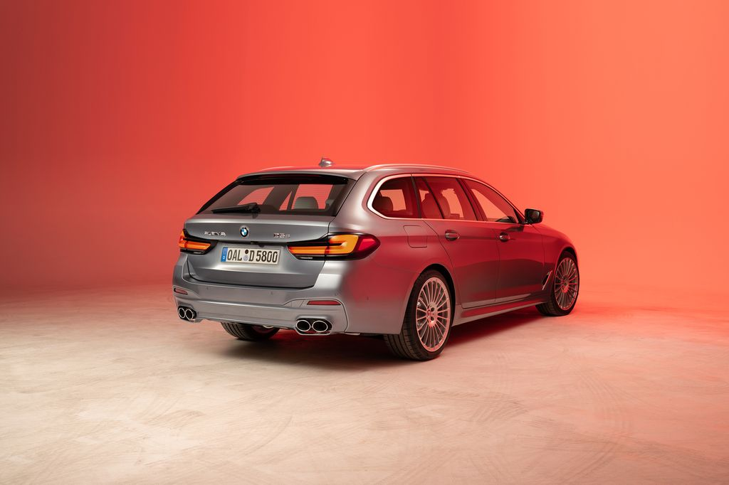 BMW Alpina D5 S 2020