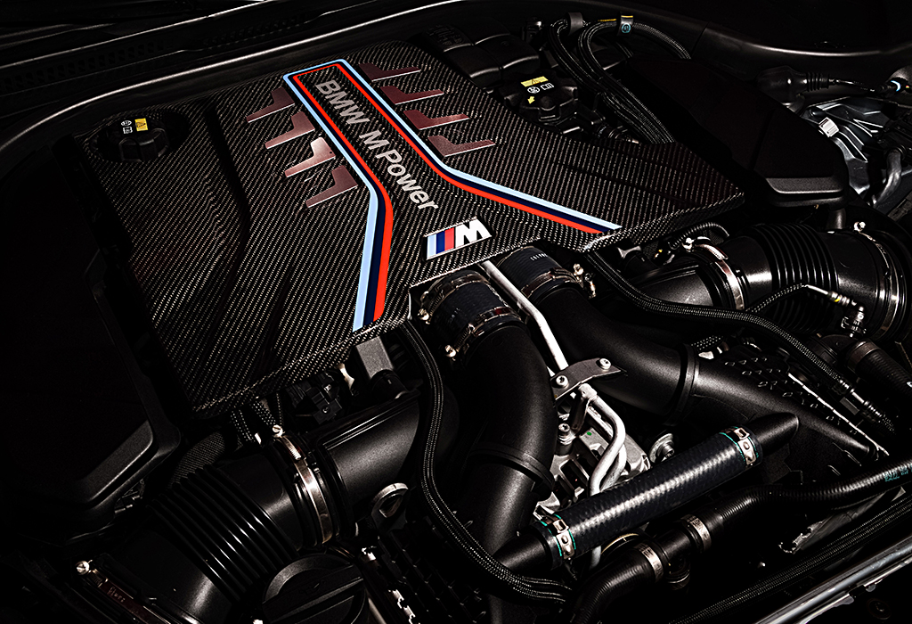 2020 BMW M5 V8 TwinTurbo
