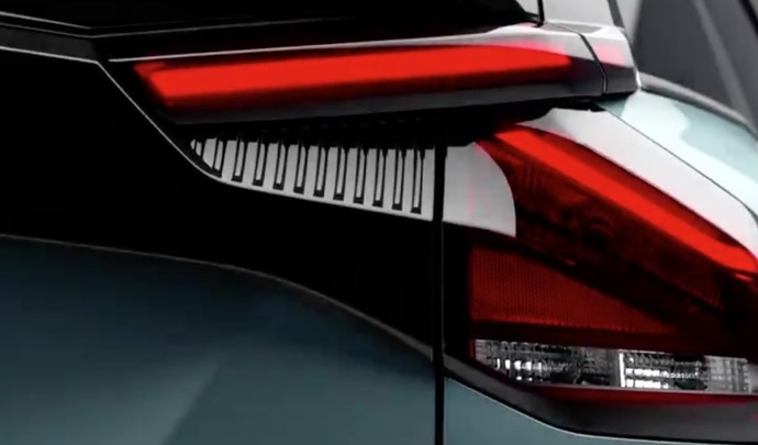Citroën C4 2020 teaser
