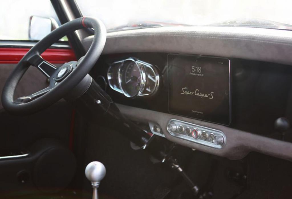 Gildred Mini Super Cooper Type S