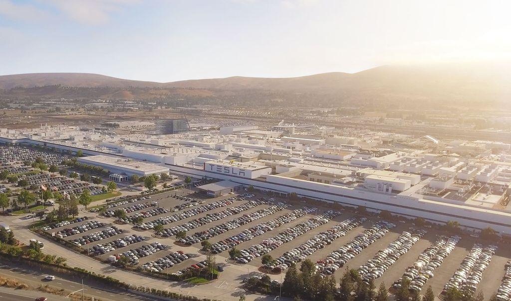 Tesla Fremont USA