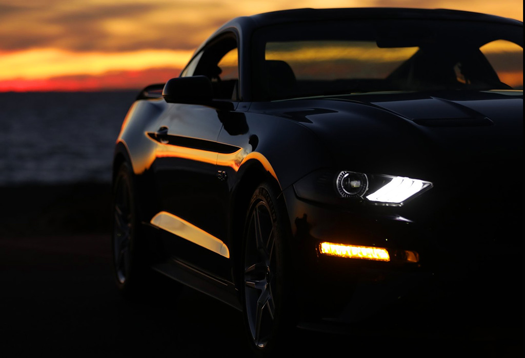 Ford Mustang GT Cannonball