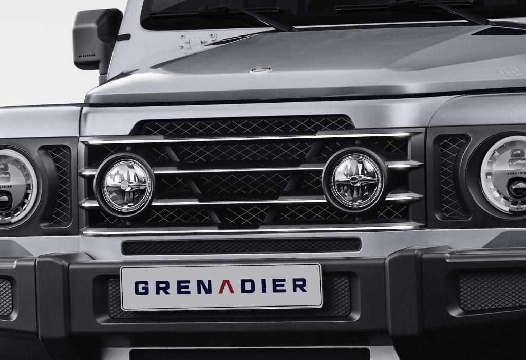 Ineos Grenadier 4x4