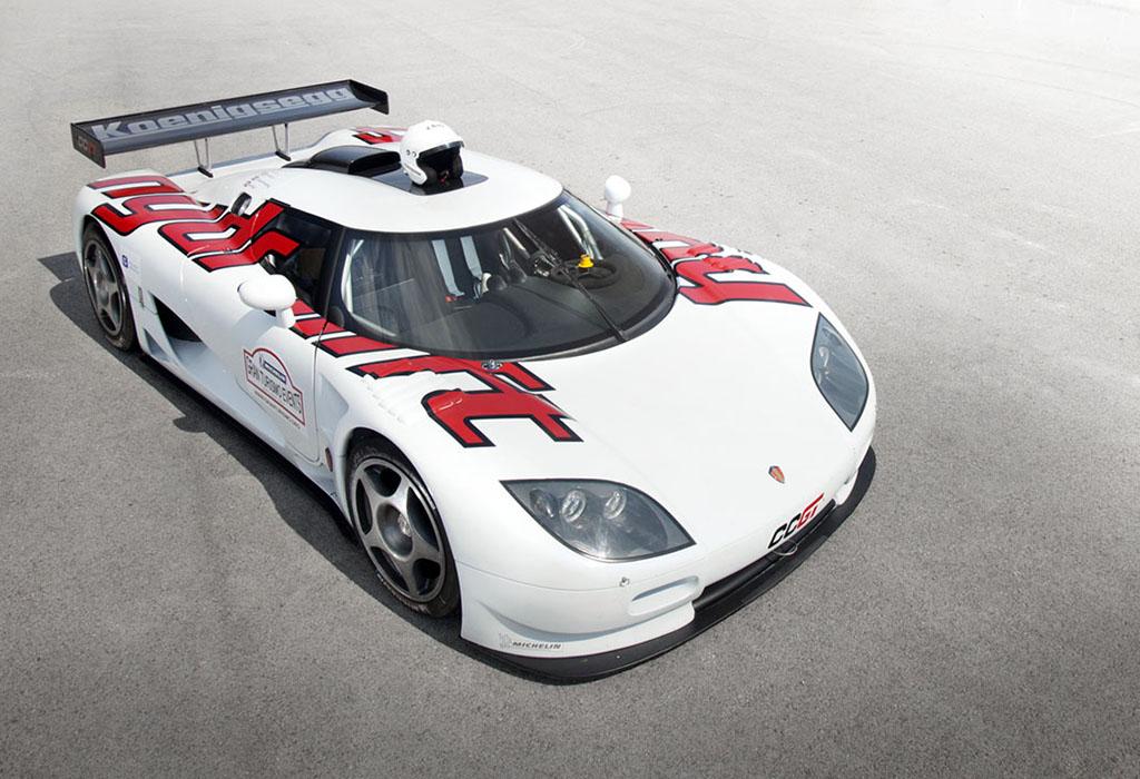 2007 Koenigsegg CCGT GT1