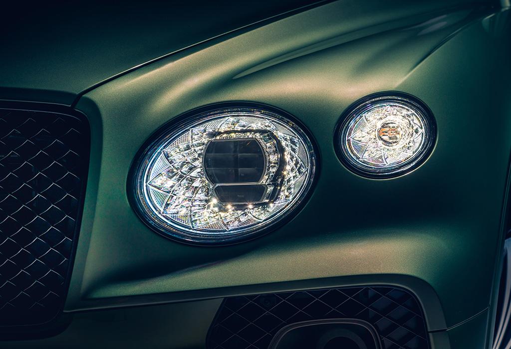 2020 Bentley Bentayga Facelift