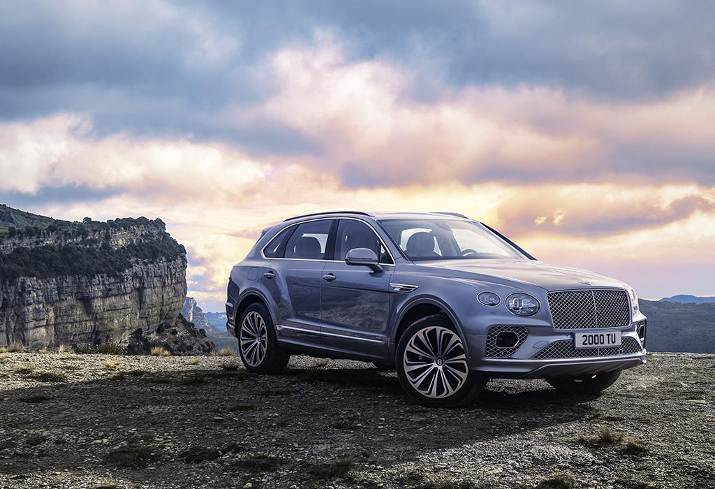 2020 Bentley Bentayga SUV