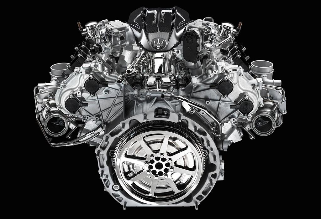 Maserati Nettuno MC20 V6