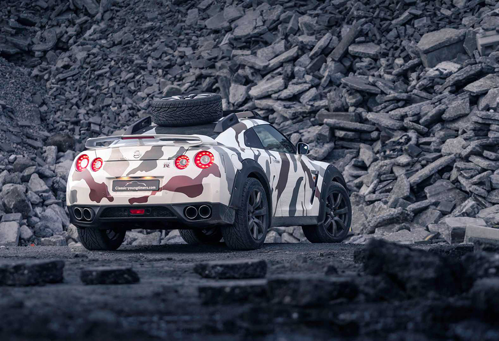 Nissan GT-R OffRoad by Classic Youngtimers