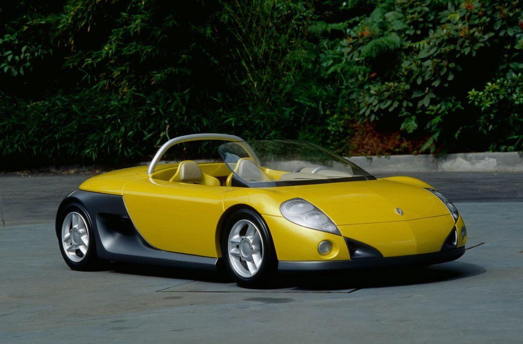 Renault Spider 1995