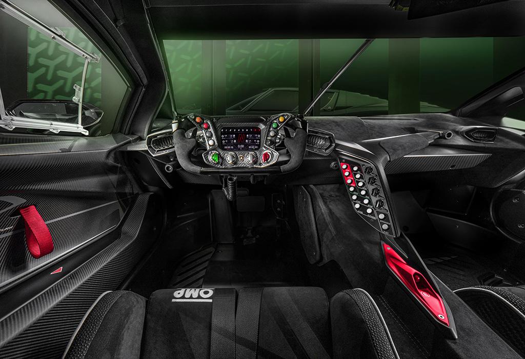 2020 Lamborghini Essenza SCV12 Hypercar