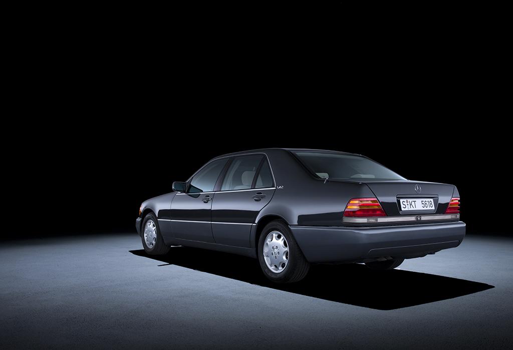 Mercedes S-Klasse met 8 liter-W12?