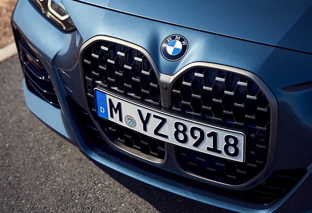 2020 BMW 4 Reeks - gelekt: 4 Cabrio