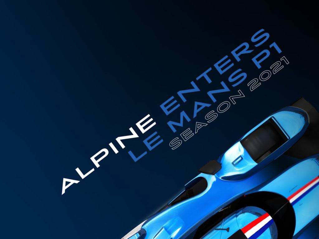 Alpine Endurance Team 2021