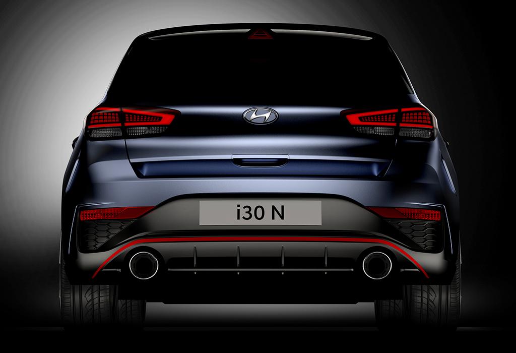 2020 Facelift Hyundai i30 N DCT-8