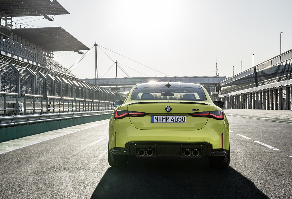 2021 BMW M4 Competition Coupé
