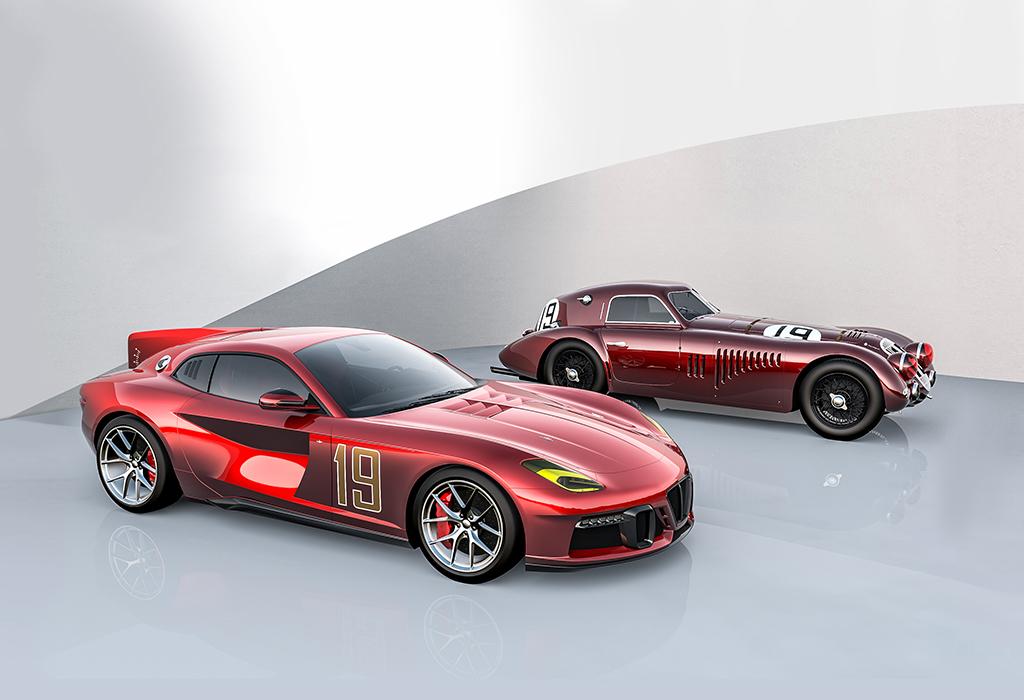 2020 Touring Superleggera Aero3