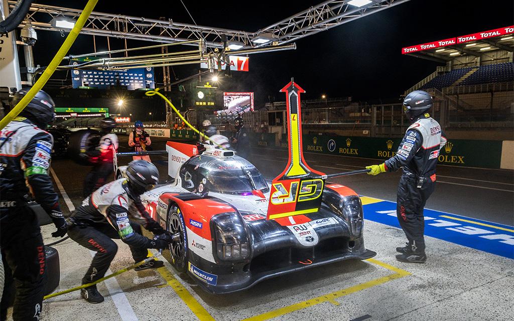 24 Uur Le Mans 2020: Toyota #8 wint