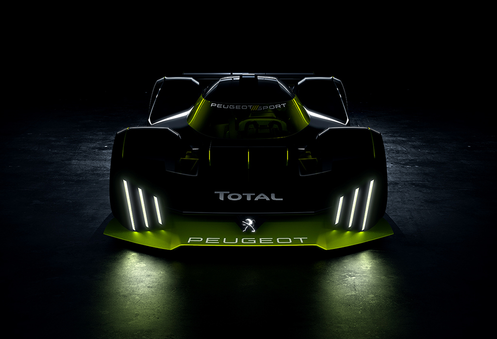 Le Mans: Peugeot toont hypercar