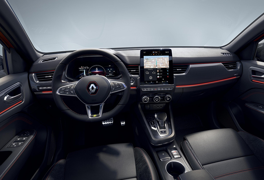 2021 Renault Arkana E-Tech RS Line