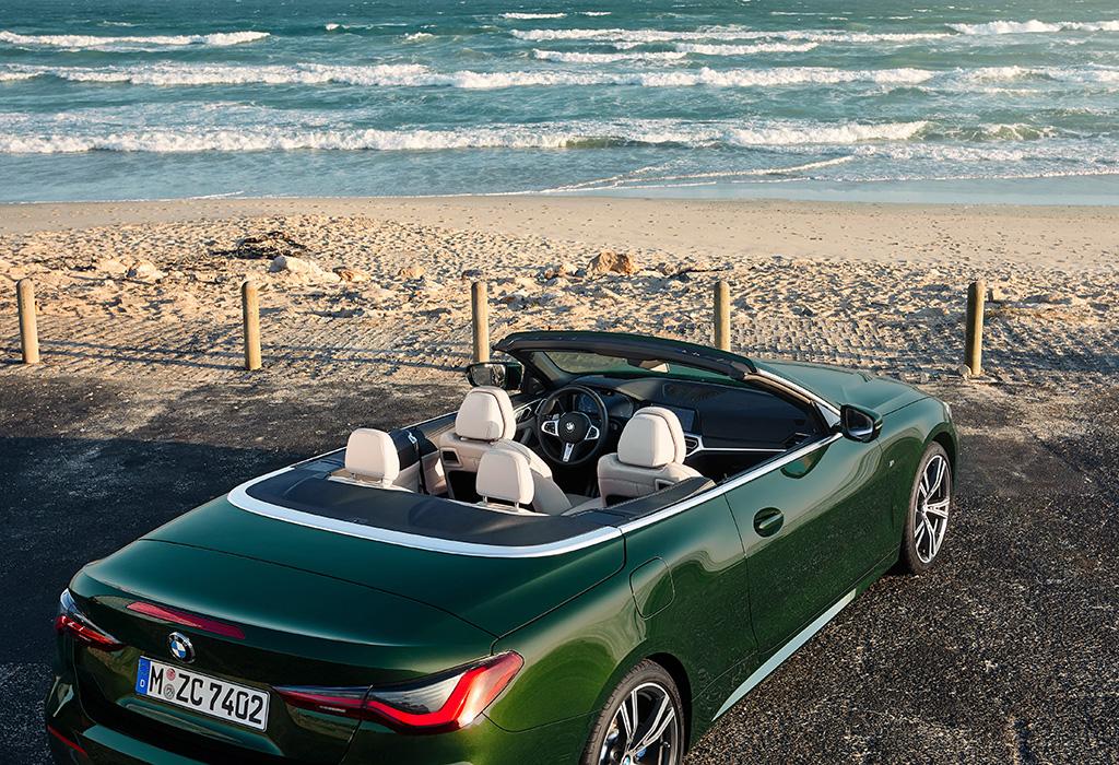 2021 BMW 4 Reeks Cabrio