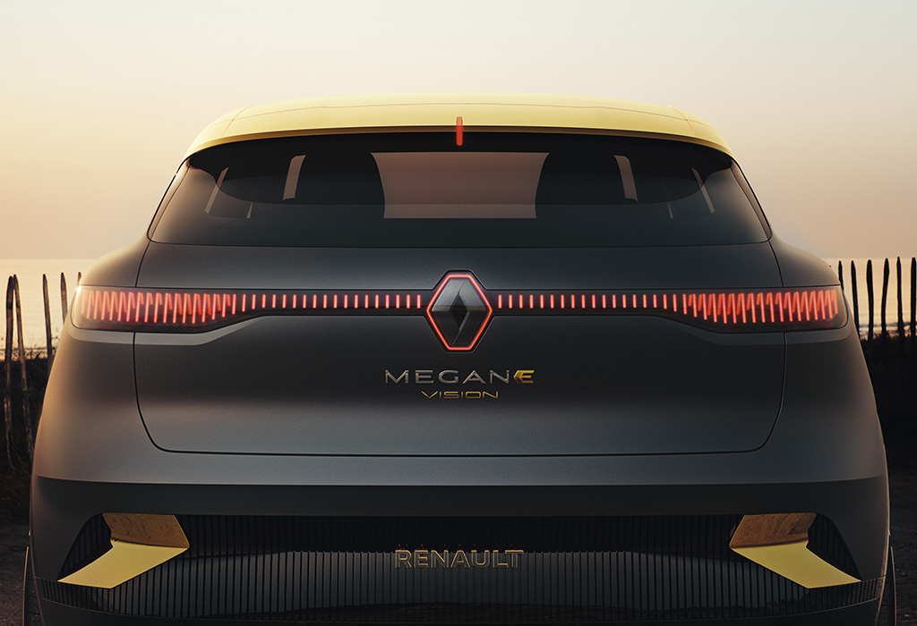 2020 Renault Mégane eVision E-Tech Electric