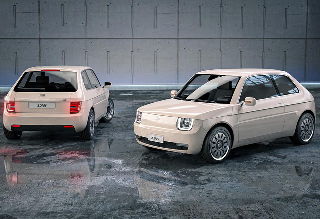 Fiat Vision 126