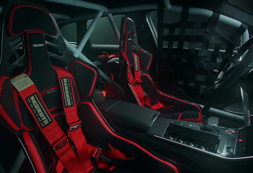 Audi RS6 Avant GTO Concept (2020)