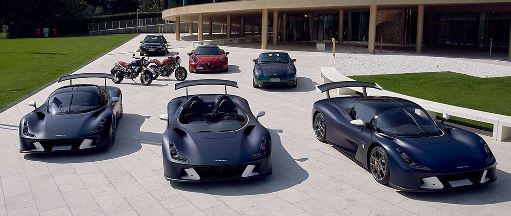 2020 Dallara Stradale Club Italia