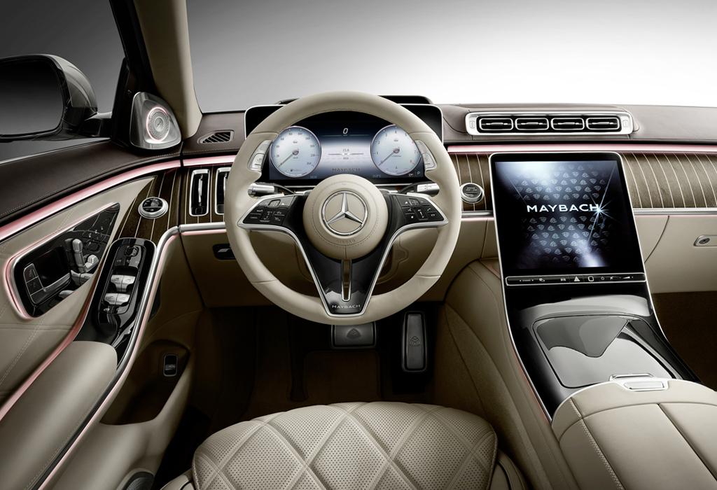 Officieel: Mercedes-Maybach S-Klasse (2021)