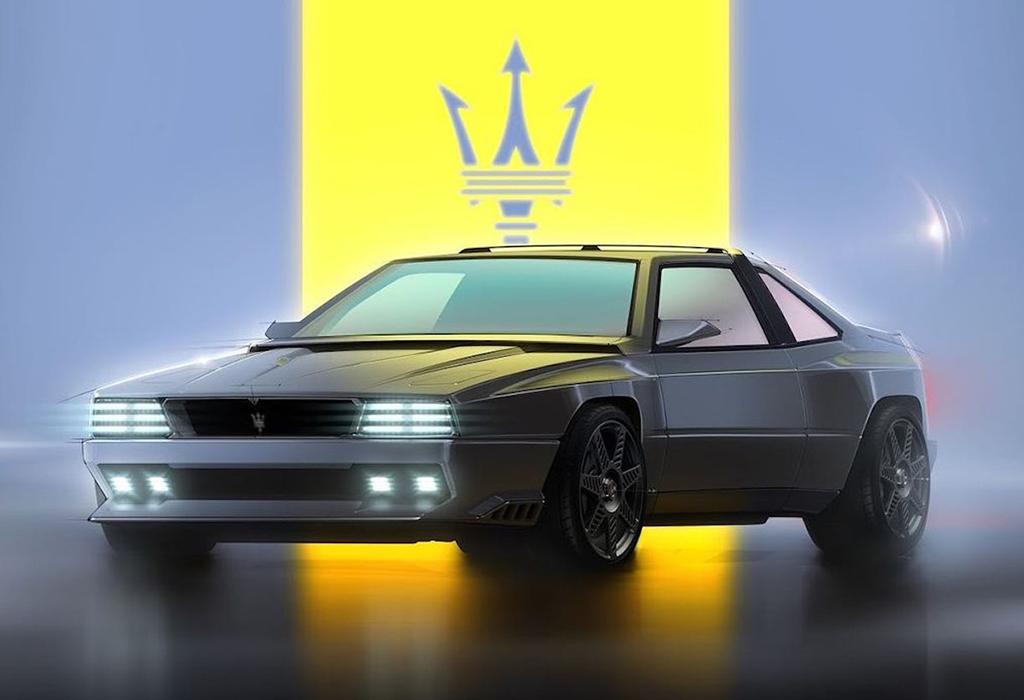 Maserati Fuoriserie Shamal