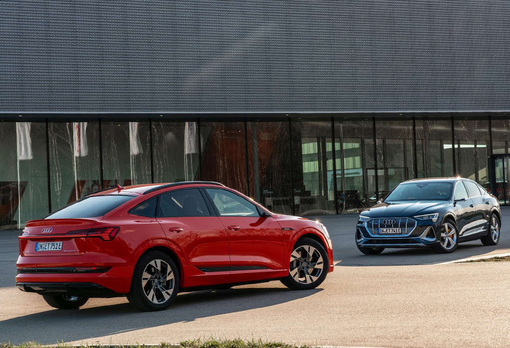 2021 Audi E-Tron & E-Tron Sportback