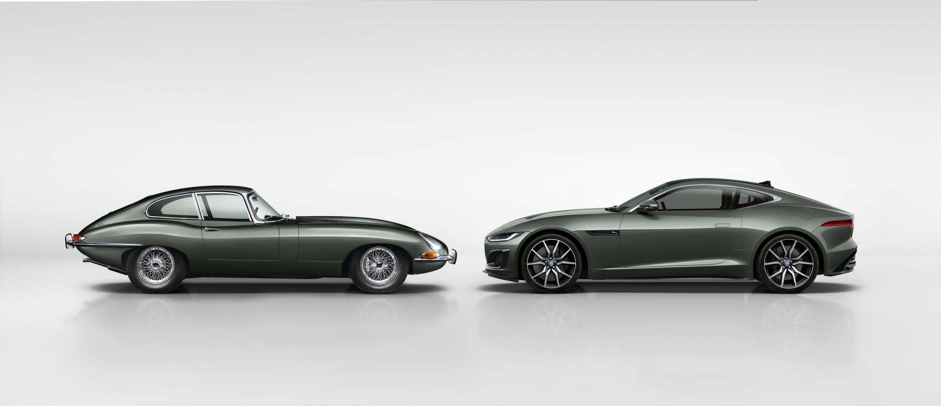 2021 Jaguar F-Type R Heritage 60 Edition E-Type