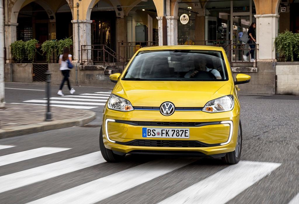 TOP 5 CITY - VW Up