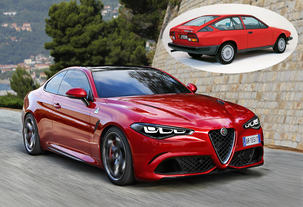 Scoops Alfa Romeo