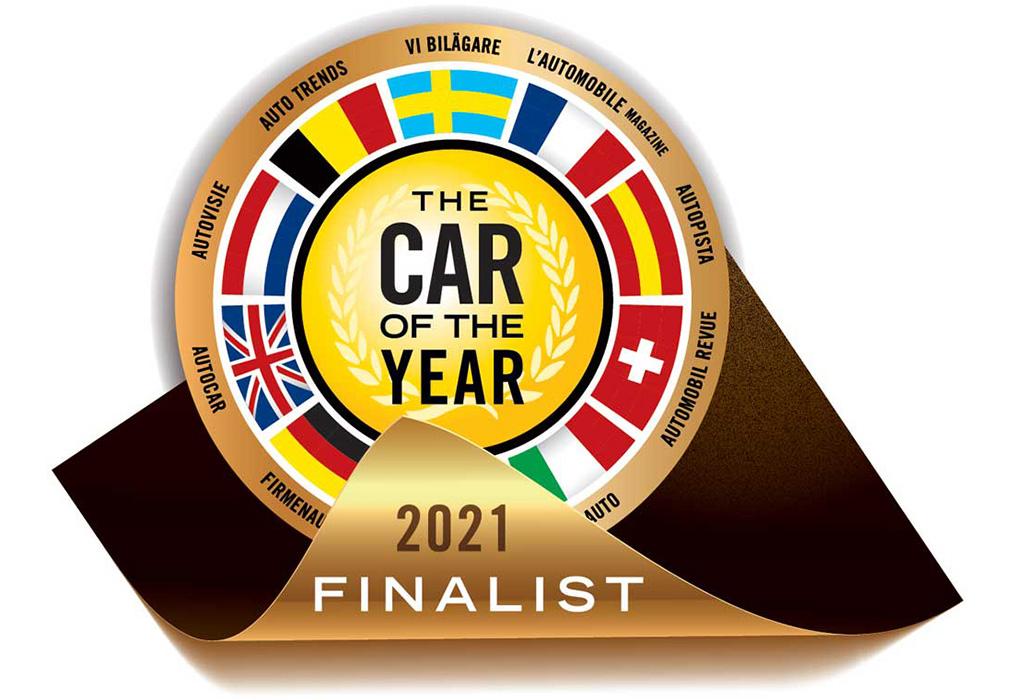 Coty 2021 - de finalisten voor de Auto van het Jaar