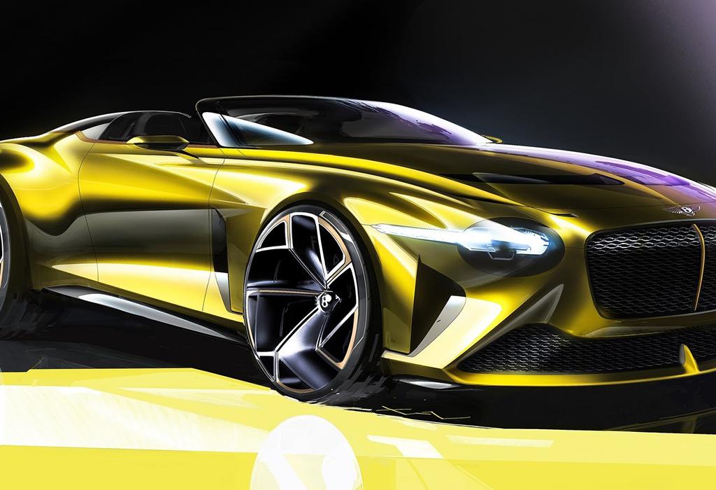 2020 - Bentley Bacalar by Mulliner