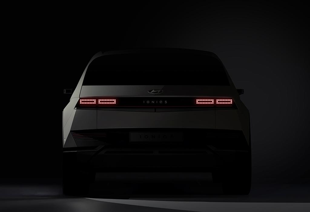 Ioniq 5: de productieversie van de Hyundai 45 Concept