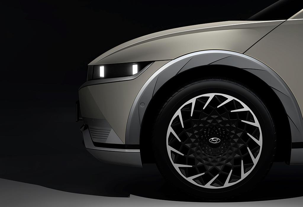 Ioniq 5: productieversie van de Hyundai 45 Concept