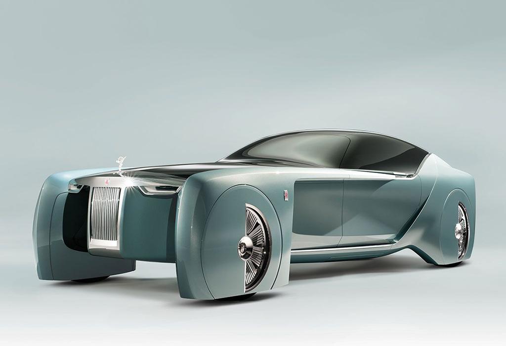 Elektrische Rolls-Royce zal Silent Shadow heten